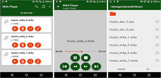M4A Player – Apps on Google Play