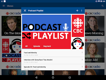 cbc radio android apps on google play
