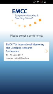 EMCC International Conferences- screenshot thumbnail