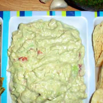 Unforgettable Guacamole
