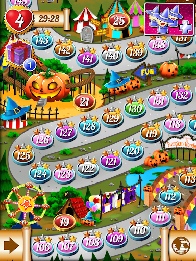 Witch Puzzle - New Match 3 Game 2.10.0 screenshots 12