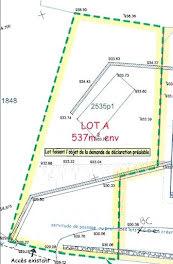 terrain à Bogève (74)