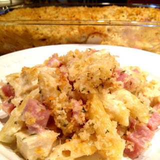 Chicken Cordon Bleu Casserole