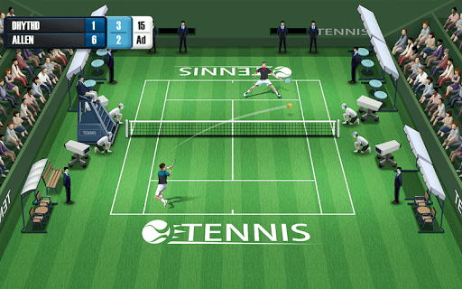 Tennis Stars  screenshots 15