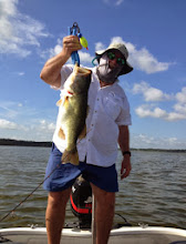 Photo: Phil McNeil  6.9 lb caught at Lake Griffin March '13