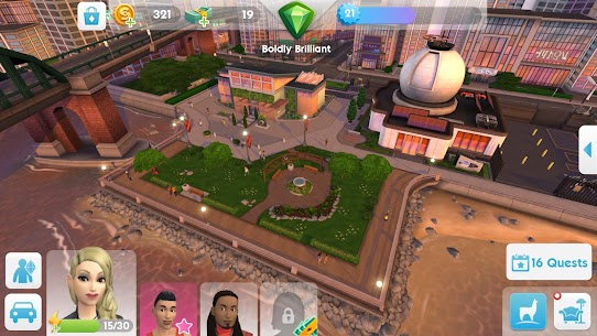 The Sims Mobile MOD APK 7