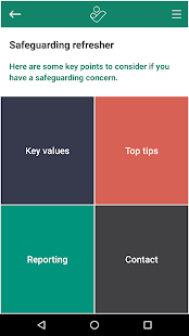 Safeguarding Quiz- screenshot thumbnail