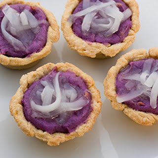 How to Make Ube Pies (Purple Yam or Purple Sweet Potato Pies)