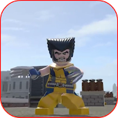 Deliplays For LEGO Wolverman Trick Battle
