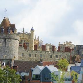 【世界のお城】エリザベス女王のお気に入り、900年に及ぶイギリス王室の歴史を見守ってきたウィンザー城