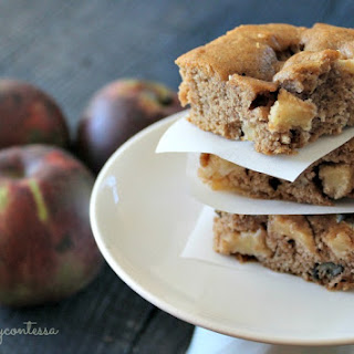 Apple Cake With Fresh Apples And Applesauce Recipes