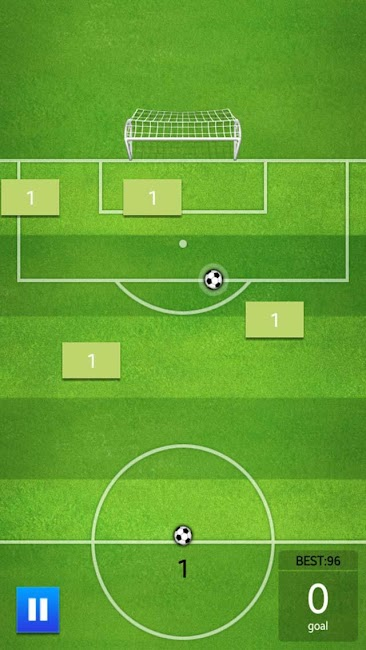 #11. Soccer Brick Game (Android)