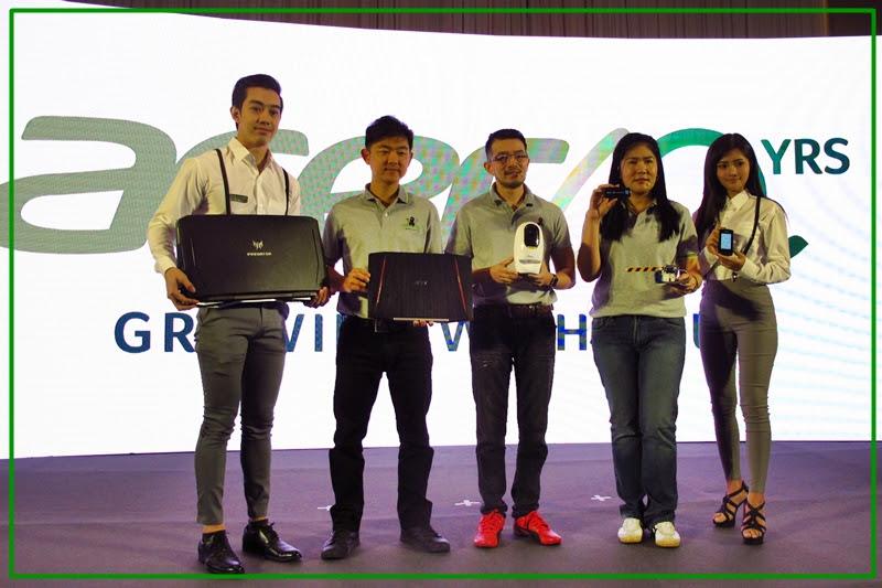 [IT News] ปรับทัพ! Acer รุกตลาด IoT ตอบโจทย์ยุคดิจิตอลไลฟ์สไตล์