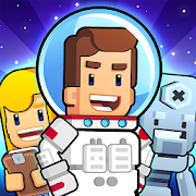 Rocket Star – Idle Space Factory Tycoon Games MOD APK 1.32.1  (Free Upgrades)