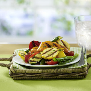 Herb Marinated Grilled Vegetables