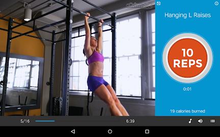 Workout Trainer fitness coach Screenshot 23