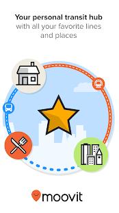 Moovit: Next Bus & Train Info - screenshot thumbnail