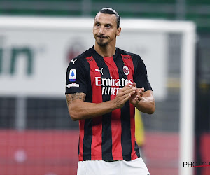 """Zlatan Ibrahimovic deelt steekje uit aan Romelu Lukaku: """"Er was nooit een koning in Milaan"""""""