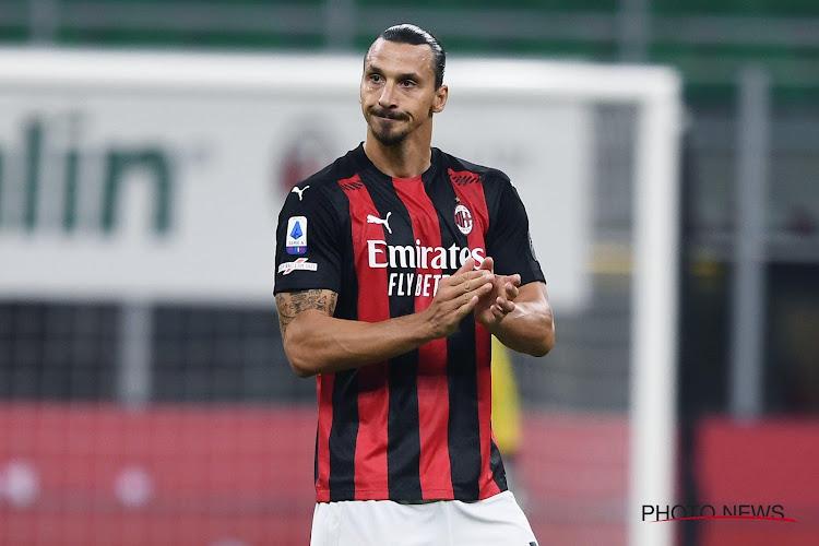 Zlatan Ibrahimovic testé positif au coronavirus