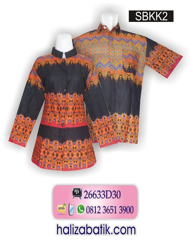 Desain Baju Batik Modern, Grosir Baju Murah, Batik Wanita, SBBK2