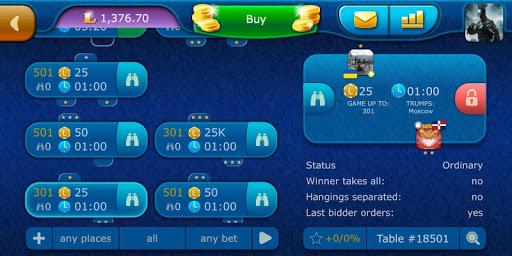 Clabber LiveGames - free online card game screenshots 7