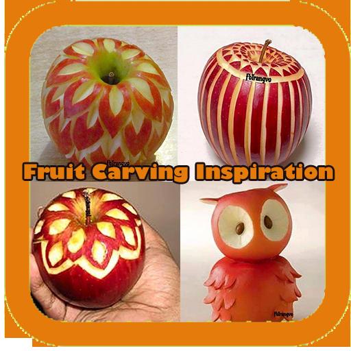 Fruit Carving Inspiration (app)
