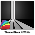 Theme - BlackWhite Icon
