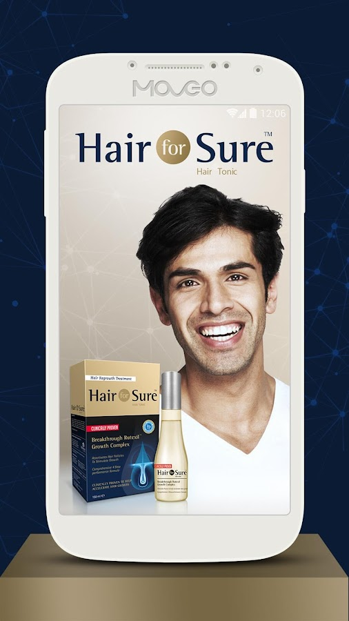 HairForSure- screenshot