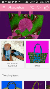 Akuabashop screenshot 0