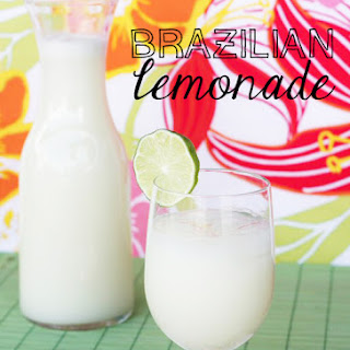 Brazilian Lemonade.