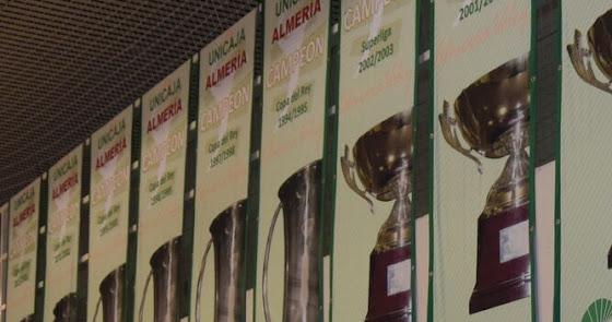 Una primera página de leyenda de 'campeones verdes'