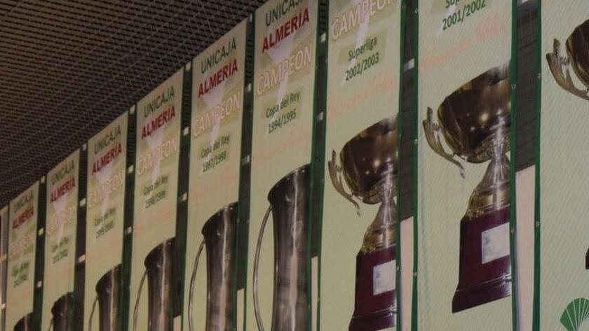 El primer entorchado de Unicaja fue el trofeo copero de 1995.