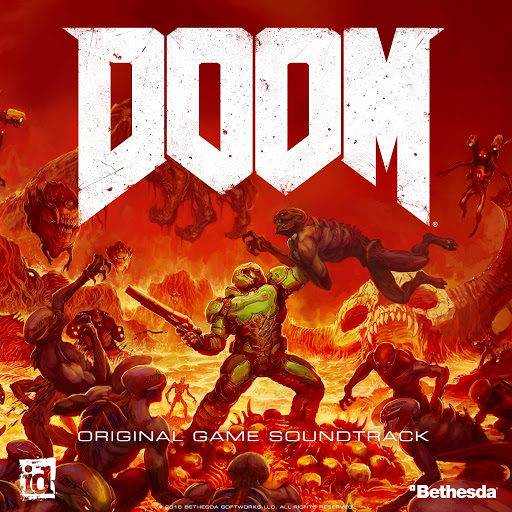 Mick Gordon: Doom (Original Game Soundtrack) - Music on