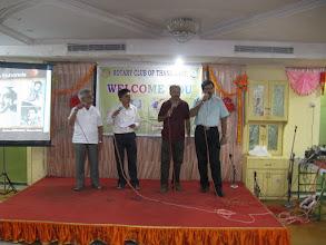 Photo: Anil, Ajit, Uday, Sharad