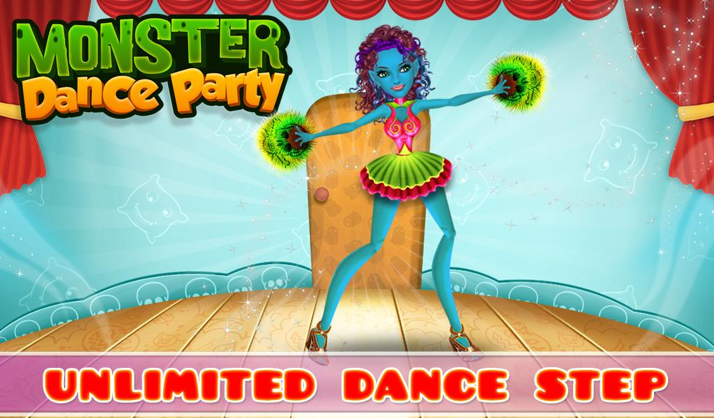 Monster Dance Party- screenshot