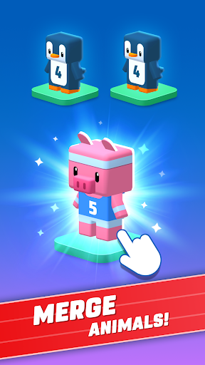 Screenshot for Merge Runners in United States Play Store