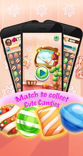 糖果鏈接比賽甜傳奇