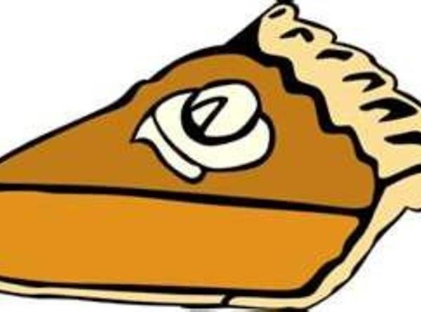 Grandma's Sweet Hubbard Squash Custard Pie Recipe