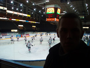 Photo: Aš Tampere arenoje