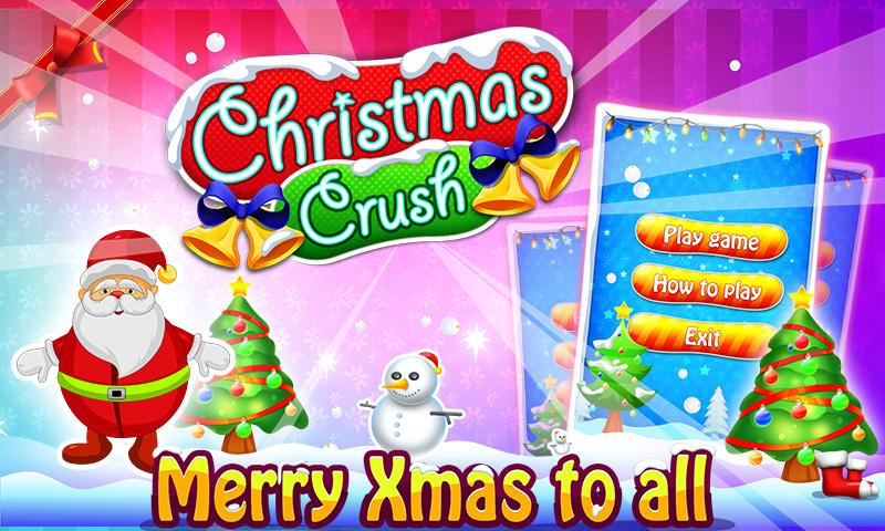 Christmas Crush- screenshot