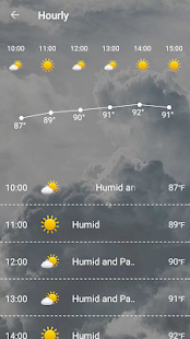 Travel Weather Forecast Pro Screenshot