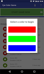 Colour Grid Game - náhled