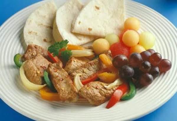 Fantastic Pork Fajitas Recipe