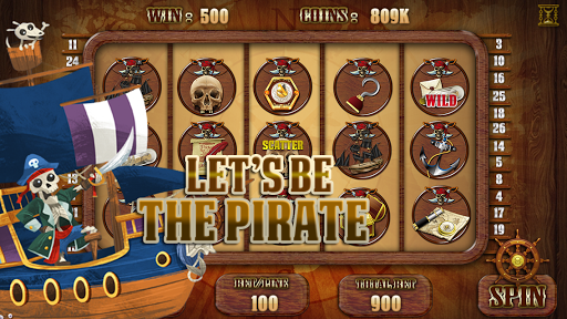 Pirate Treasure Kings Slots