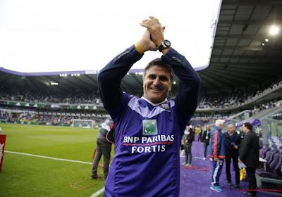 Nenad Jestrovic is vertrouwd met Anderlecht en is klaar om de club te helpen indien nodig