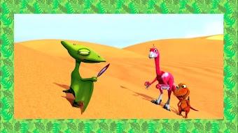 Laura the Gigantosaurus/Dinosaur Poop!