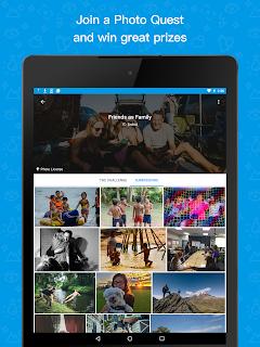500px – Discover great photos screenshot 09