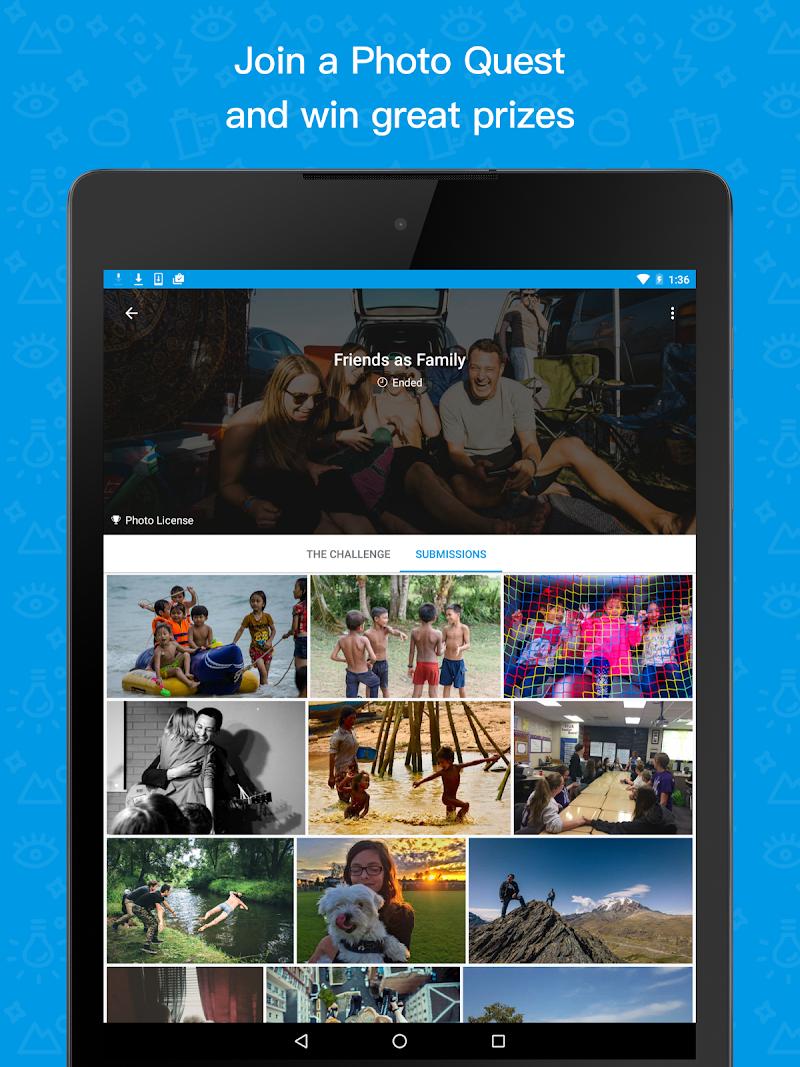 500px – Discover great photos Screenshot 8