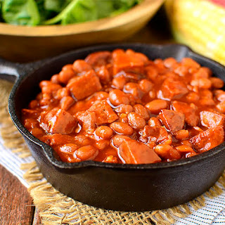 Pork Beans Baked Beans Crock Pot Recipes