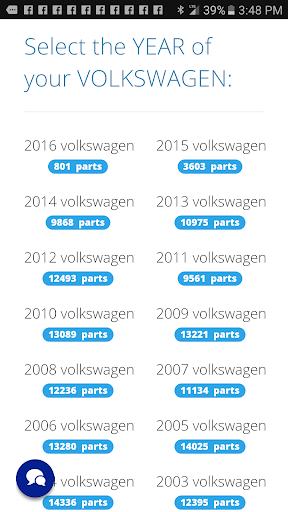 Parts 4 VWs